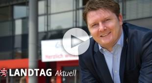 Podcast Landtag Aktuell, Marius Weiß MdL - 06/2016